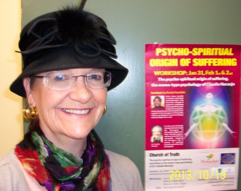 Psychic Kathleen picture