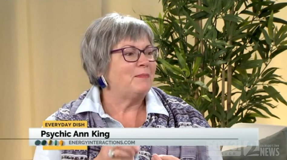 Ann King Renowned Psychic & Life Coach picture