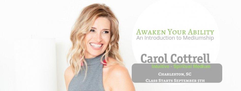 Carol Cottrell Intuitive Medium picture
