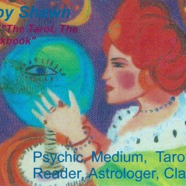 Psychic Medium Shawn M Cohen