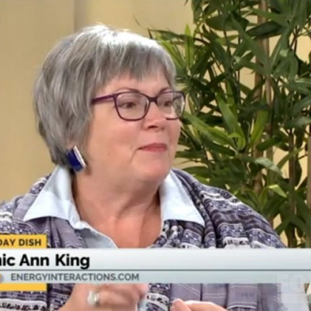 Ann King Renowned Psychic & Life Coach